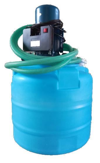 Купить насос для химической промывки Novochem-Pump-9200/12