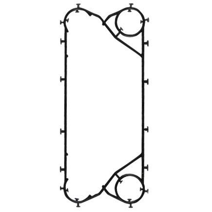 Уплотнение VT 2508 NBR (Nitril) для теплообменника Gea (Kelvion) VT 2508