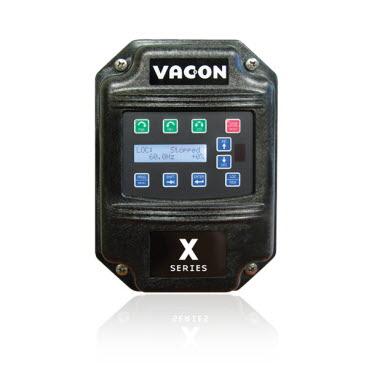 Преобразователи частоты Vacon 5X