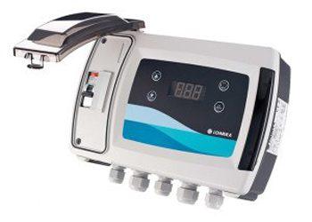 Q-SMART SINGLE PHASE ELECTRONIC CONTROL PANEL Шкаф управления насосами