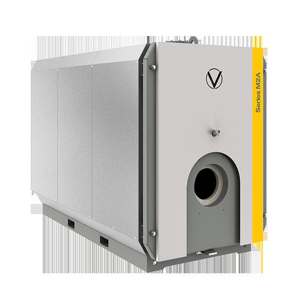 Водогрейные котлы для блочно-модульных котельных Valdex M2A