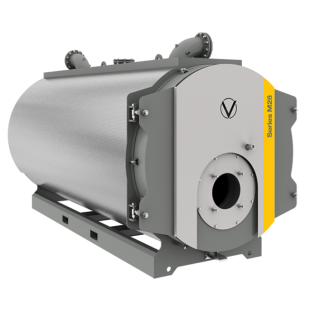 Водогрейные котлы для блочно-модульных котельных Valdex M2B