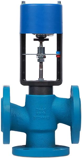 Трехходовой смесительный клапан для отопления 27ч908нж / 23ч901нж