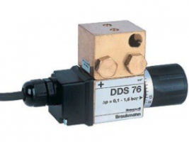 Реле перепада давления Honeywell DDS76
